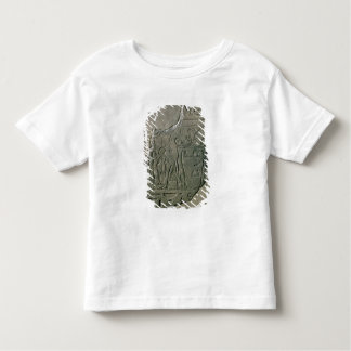 Bas relief of priestesses gathering grapes, 26th-3 toddler t-shirt
