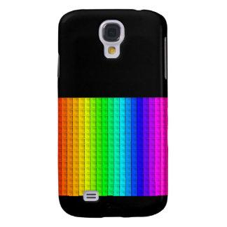 Bas Relief Rainbow Samsung Galaxy S4 Cover