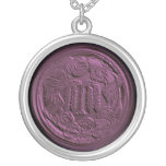 bas relief willow mourning custom jewelry