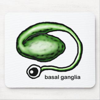 Basal Ganglia Mouse Pad