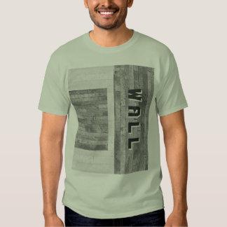Basalt brick wall t-shirt