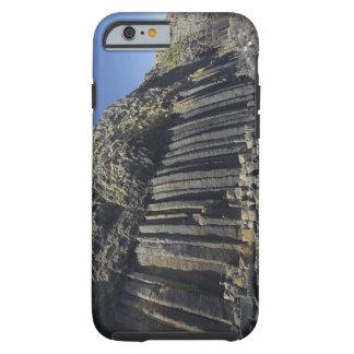 Basalt Columns by Fingal's Cave, Staffa, off Tough iPhone 6 Case