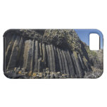 Basalt Columns by Fingal's Cave, Staffa, off iPhone SE/5/5s Case