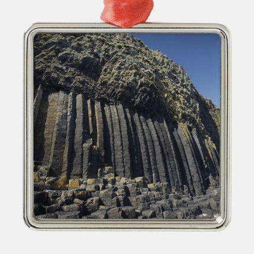Basalt Columns by Fingal's Cave, Staffa, off Ornaments