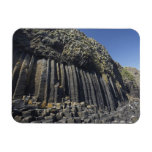 Basalt Columns by Fingal's Cave, Staffa, off Rectangle Magnets