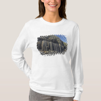 Basalt Columns by Fingal's Cave, Staffa, off T-Shirt