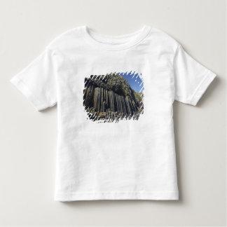 Basalt Columns by Fingal's Cave, Staffa, off Toddler T-shirt