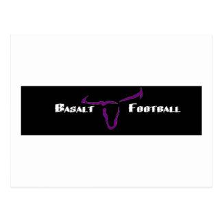 Basalt Longhorns Gear Postcard