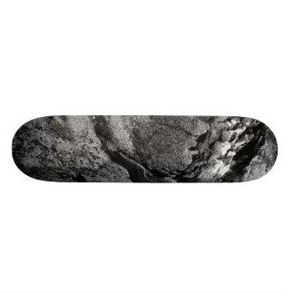 Basalt rock Skateboard