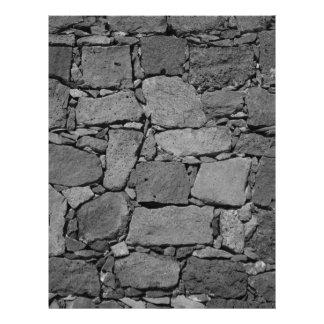 Basalt wall flyer