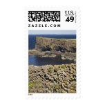 Basalto poligonal, Staffa, de la isla Mull,