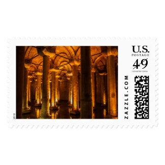 Bascila Cistern Stamp