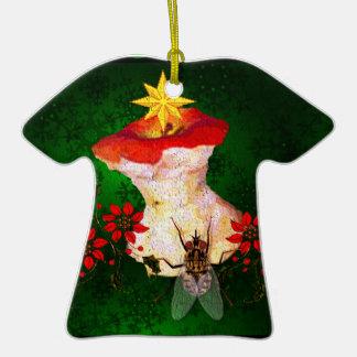 Base adornada de Apple Ornamentos Para Reyes Magos