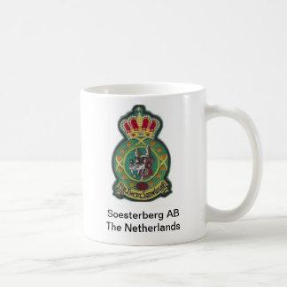 Base aérea de Soesterberg los Países Bajos Tazas De Café