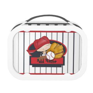 Base Ball Baby Lunch Box