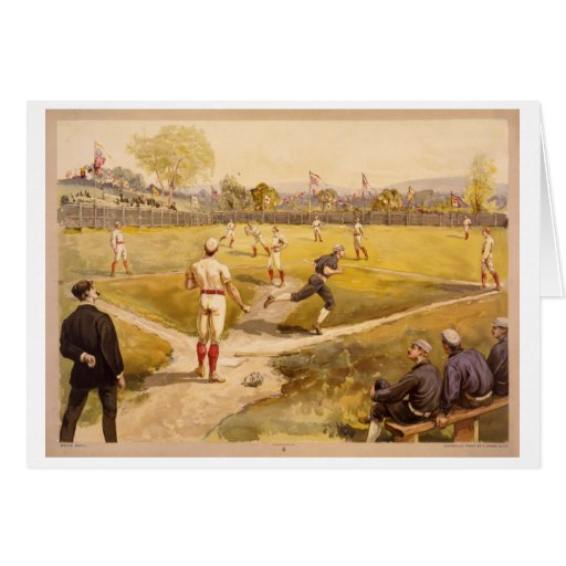 Base Ball Card
