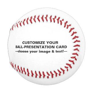 Base Ball-Card Presentation