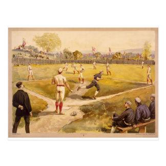 Base Ball Postcard