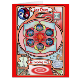 Base Chakra Card