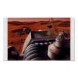 Base de Marte del poster