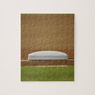 Base del béisbol puzzle