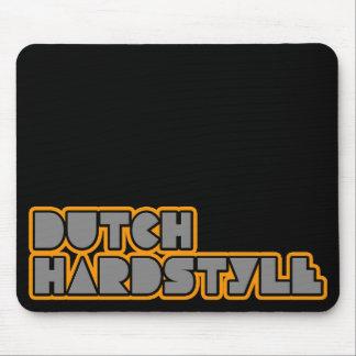 Base del qlimax q de la música de Hardstyle Hardba Mousepad