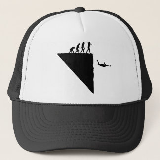 Base Jumper Trucker Hat