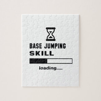 Base jumping skill Loading...... Puzzle