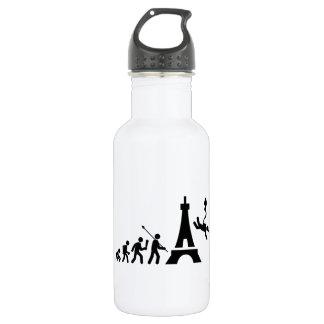 Base Jumping Water Bottle