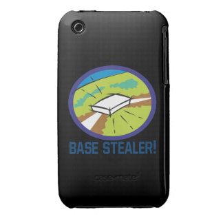 Base Stealer iPhone 3 Case