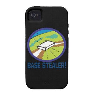 Base Stealer Vibe iPhone 4 Cases