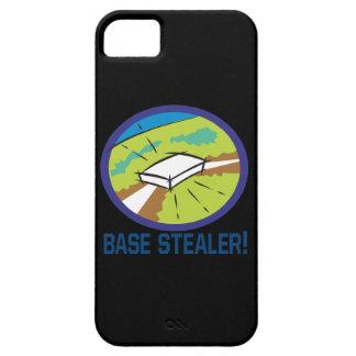 Base Stealer iPhone 5 Cases