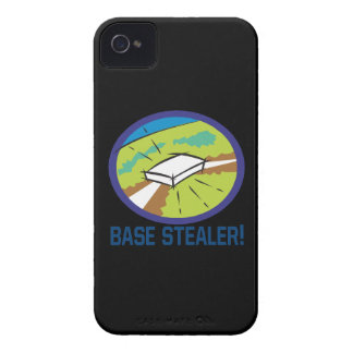 Base Stealer iPhone 4 Cover