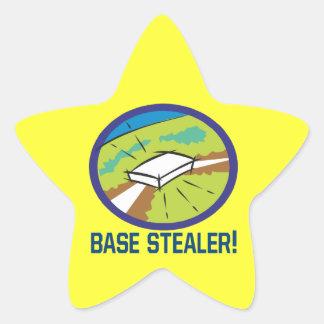 Base Stealer Star Sticker