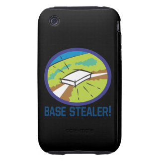 Base Stealer Tough iPhone 3 Covers
