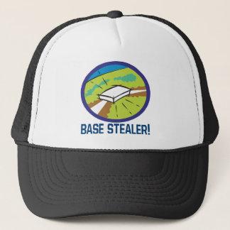 Base Stealer Trucker Hat
