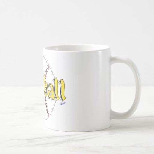 Baseball1 2009 coffee mug