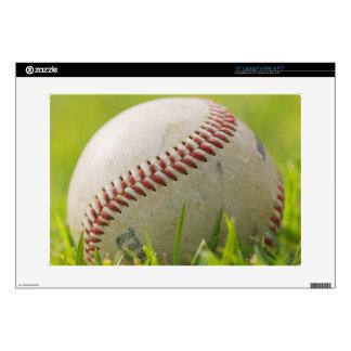 """Baseball 15"""" Laptop Skin"""
