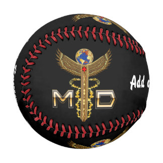 Baseball 1 Medical Logo Doctor 2