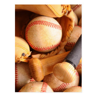 Baseball 1 postcard