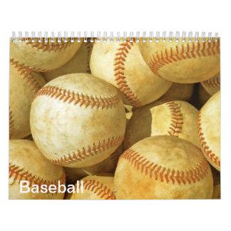Baseball 2018 Calendar