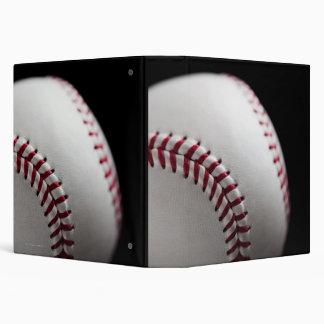 Baseball 2 binder