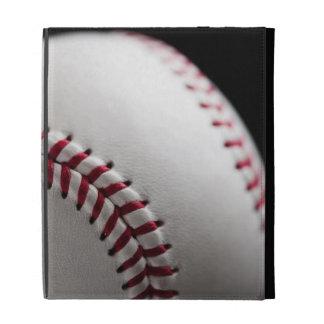 Baseball 2 iPad folio cover