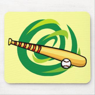 Baseball (2) mouse pad