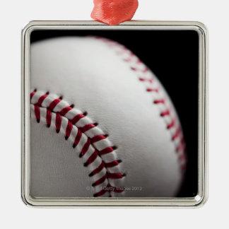 Baseball 2 christmas ornaments