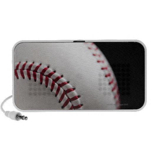 Baseball 2 speaker