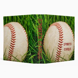Baseball 2 Sports Card Binder