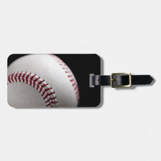 Baseball 2 tags for bags