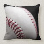 Baseball 2 throw pillow