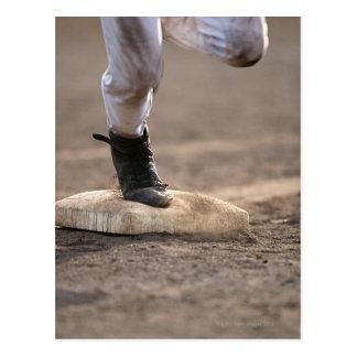 Baseball 3 postcard